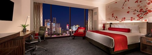 Deluxe Room Room At Lucky Dragon Hotel & Casino