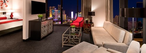 Suite Room At Lucky Dragon Hotel & Casino