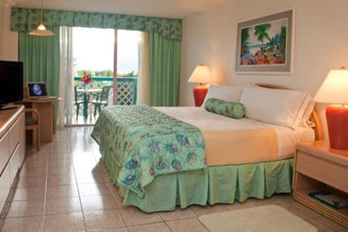 Island - Garden View Room Room At Sonesta Maho Beach Resort & Casino - St. Maarten