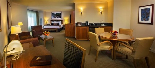 Luxury Suite Room At Pala Casino Spa & Resort