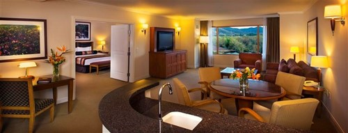 Grand Suite Room At Pala Casino Spa & Resort