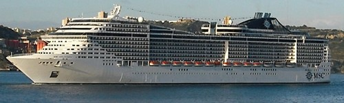 MSC Splendida image