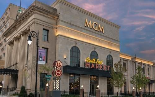 MGM Springfield Casinos