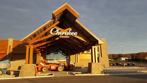 Cherokee Casino Grove image