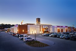 Hard Rock Hotel and Casino Sioux City Rest