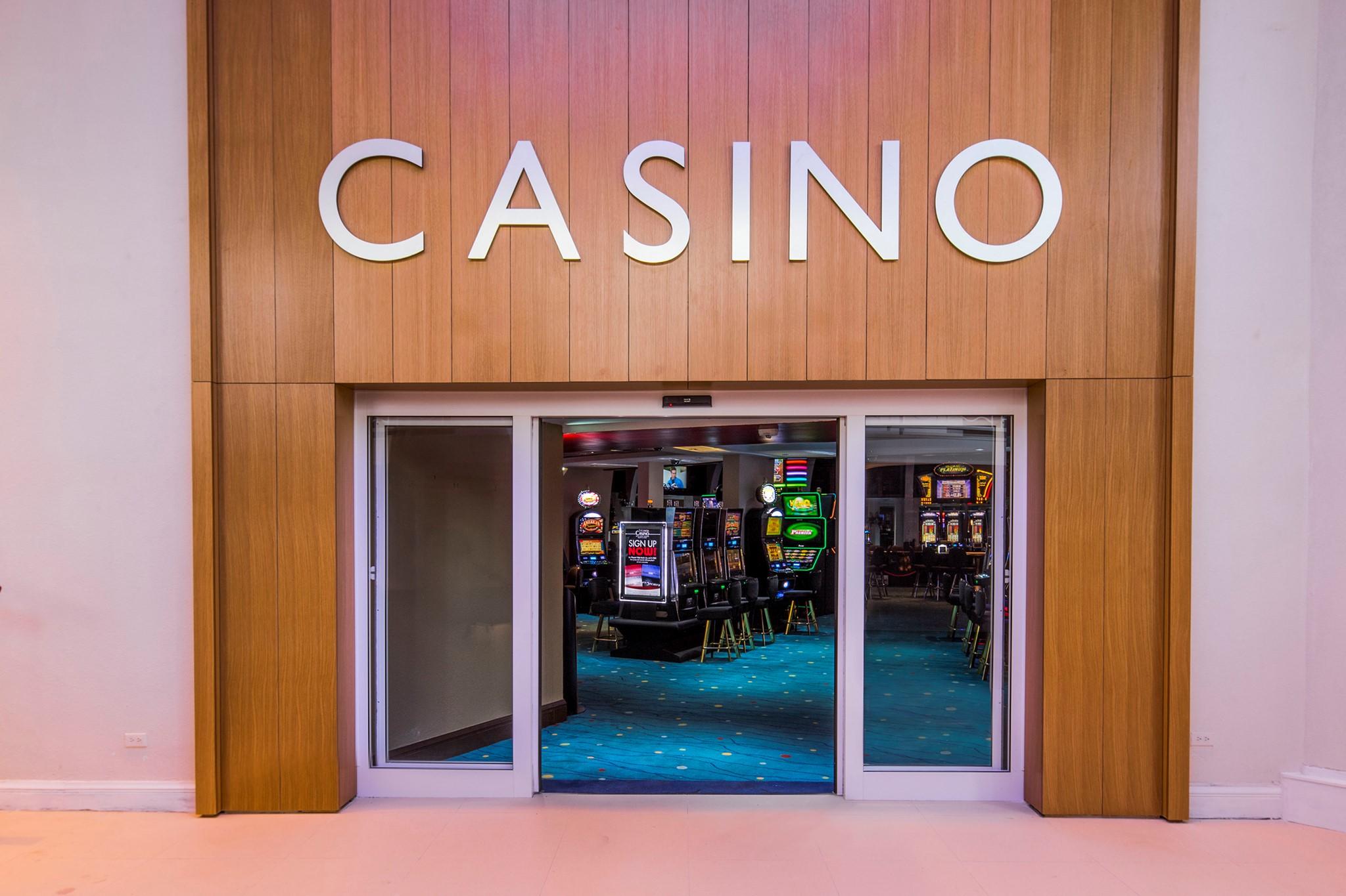 The Casino at Hilton Aruba