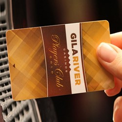 THREE CASINOS. ONE CARD. UNLIMITED POSSIBILITIES