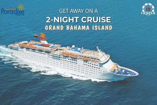 2-Night Cruise to the Grand Bahama Island!