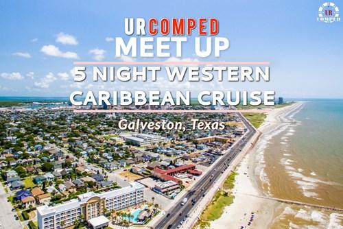 Meetup at Sea - 5 Night Western Caribbean Cruise!