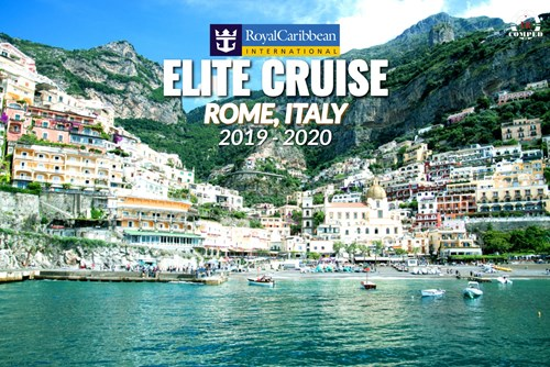 Royal Elite Cruises - Rome Round-trip Cruise, 2019 - 2020!