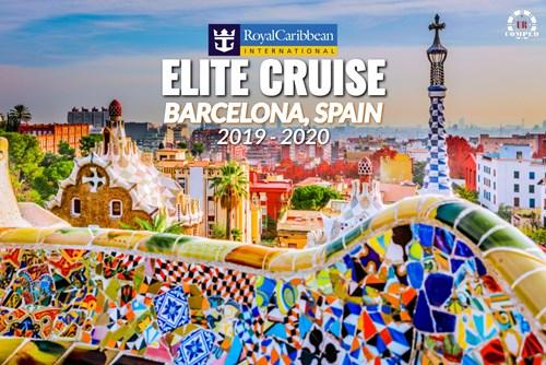 Royal Elite Cruise - Barcelona Round-trip Cruise!