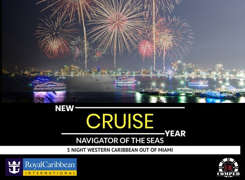 New Year Cruise - 5 Night Western Caribbean Holiday Cruise