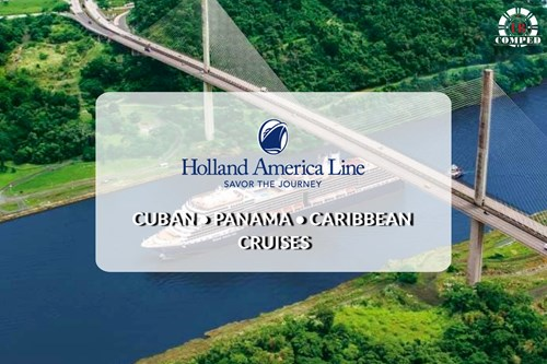 New Caribbean, Cuban and Panama Sailings!