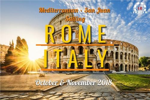Royal Caribbean - Mediterranean and San Juan Cruise out of Rome, Italy!