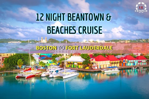 12 Night Beantown & Beaches Cruise from Boston!