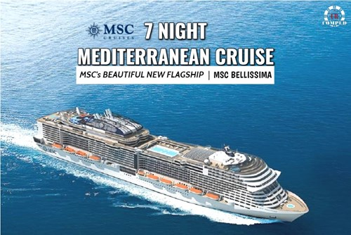 7 Night Mediterranean Cruise!