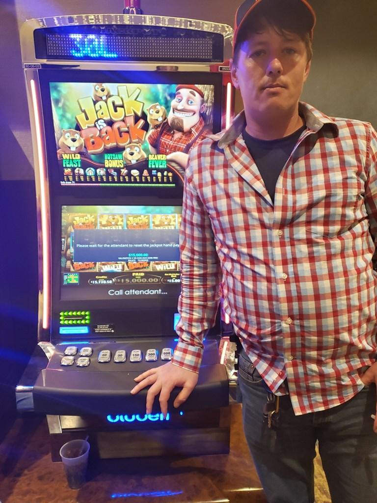 Wind creek casino slot machines