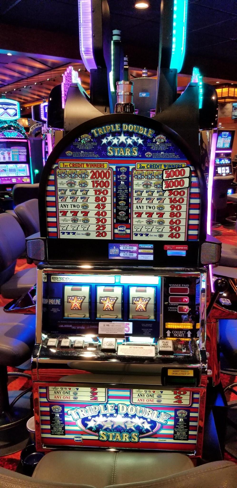 Most Popular Slot Machines At Soaring Eagle