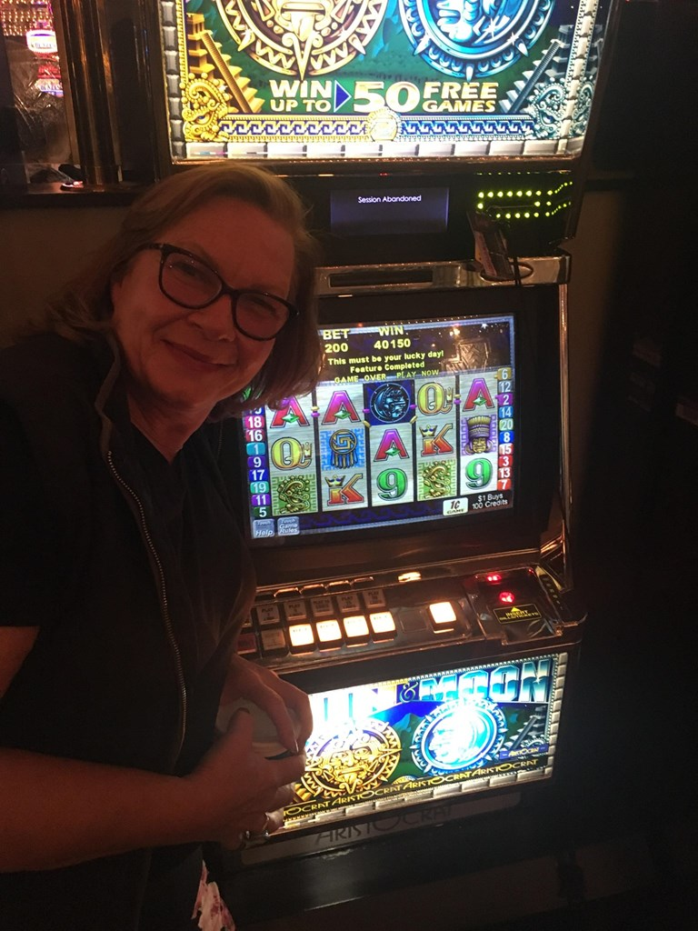 The mobile phone casino