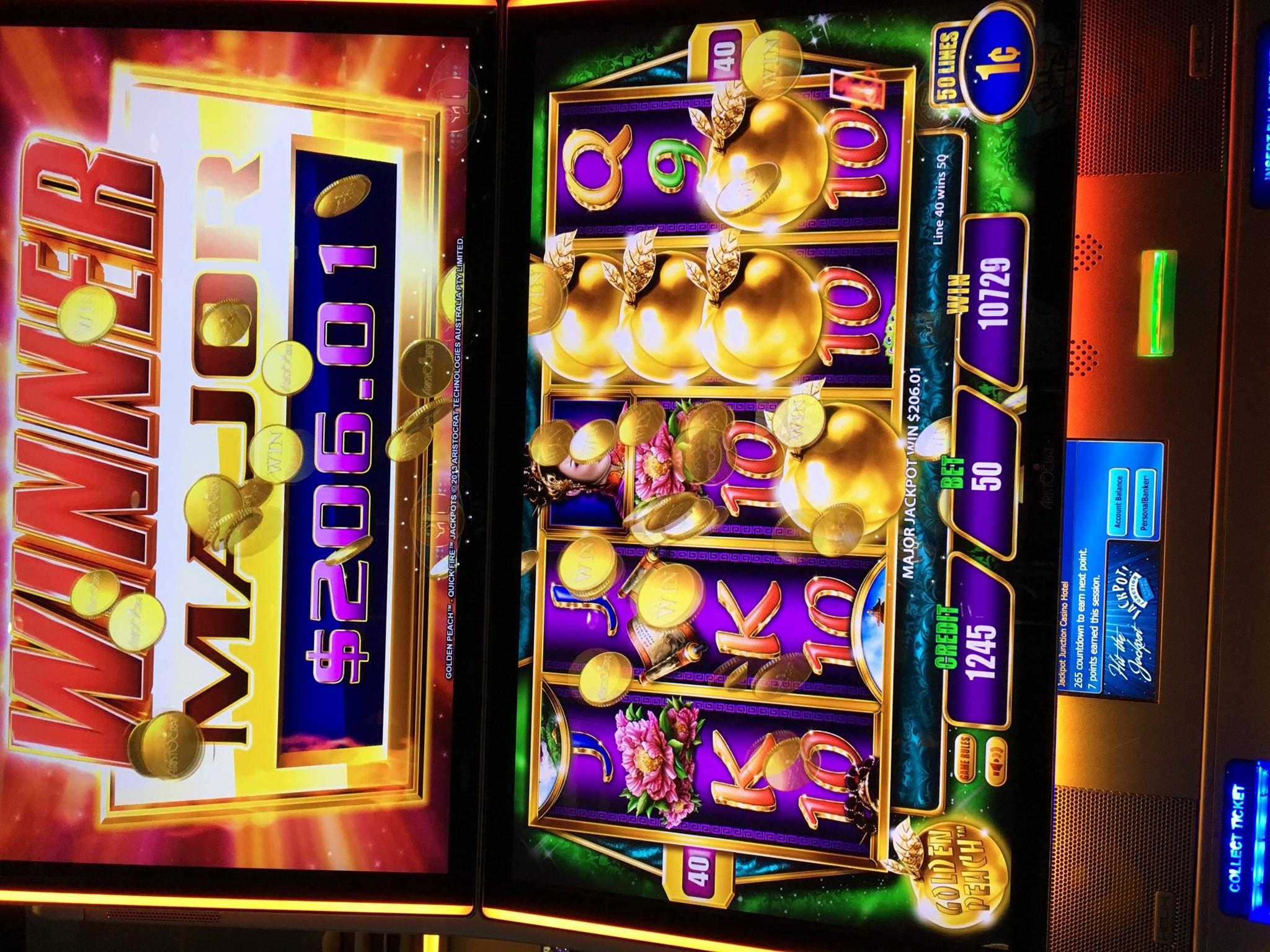 Jackpot Junction Casino Hotel image