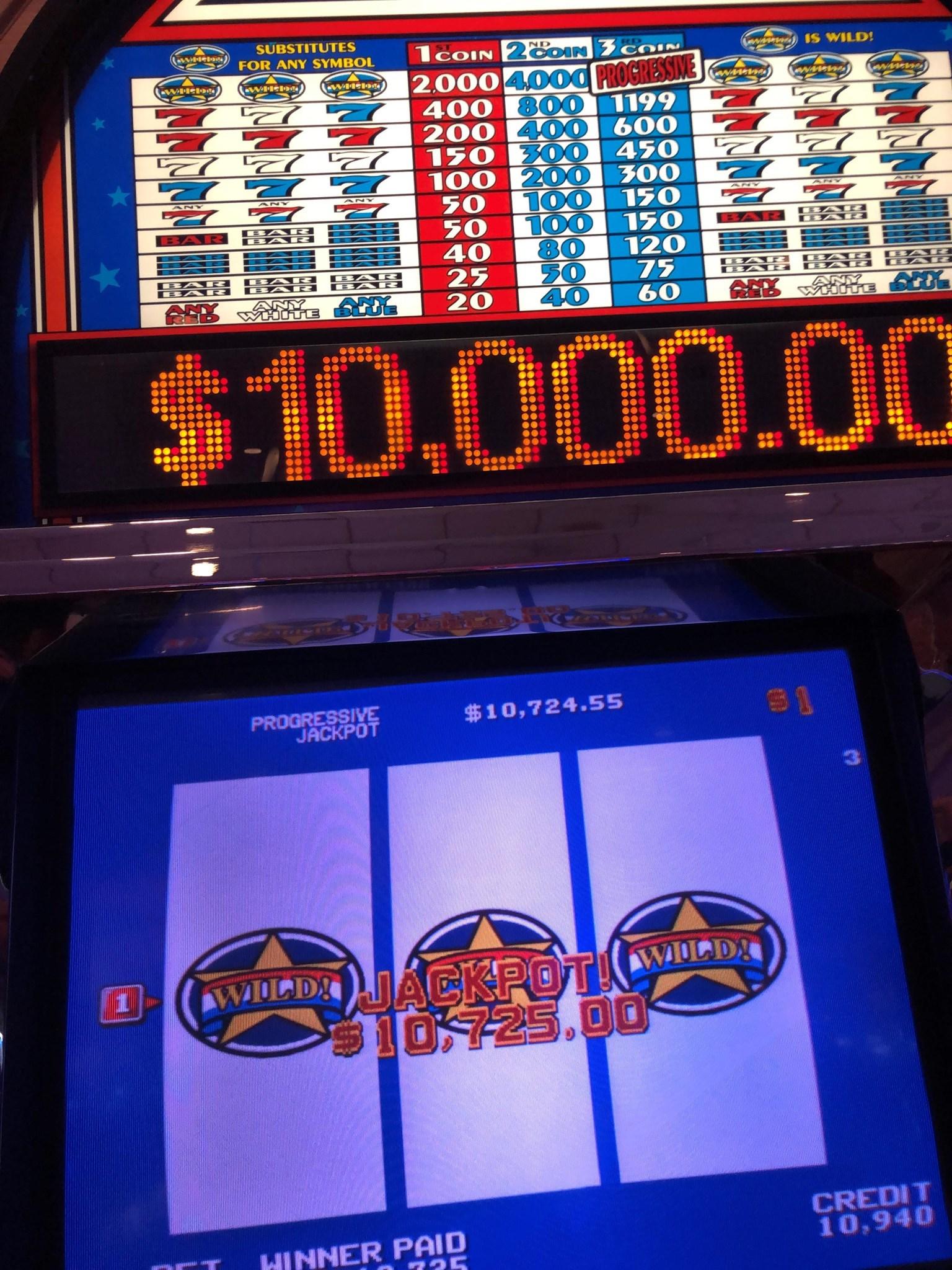 Mystic Lake Casino Slot Machines