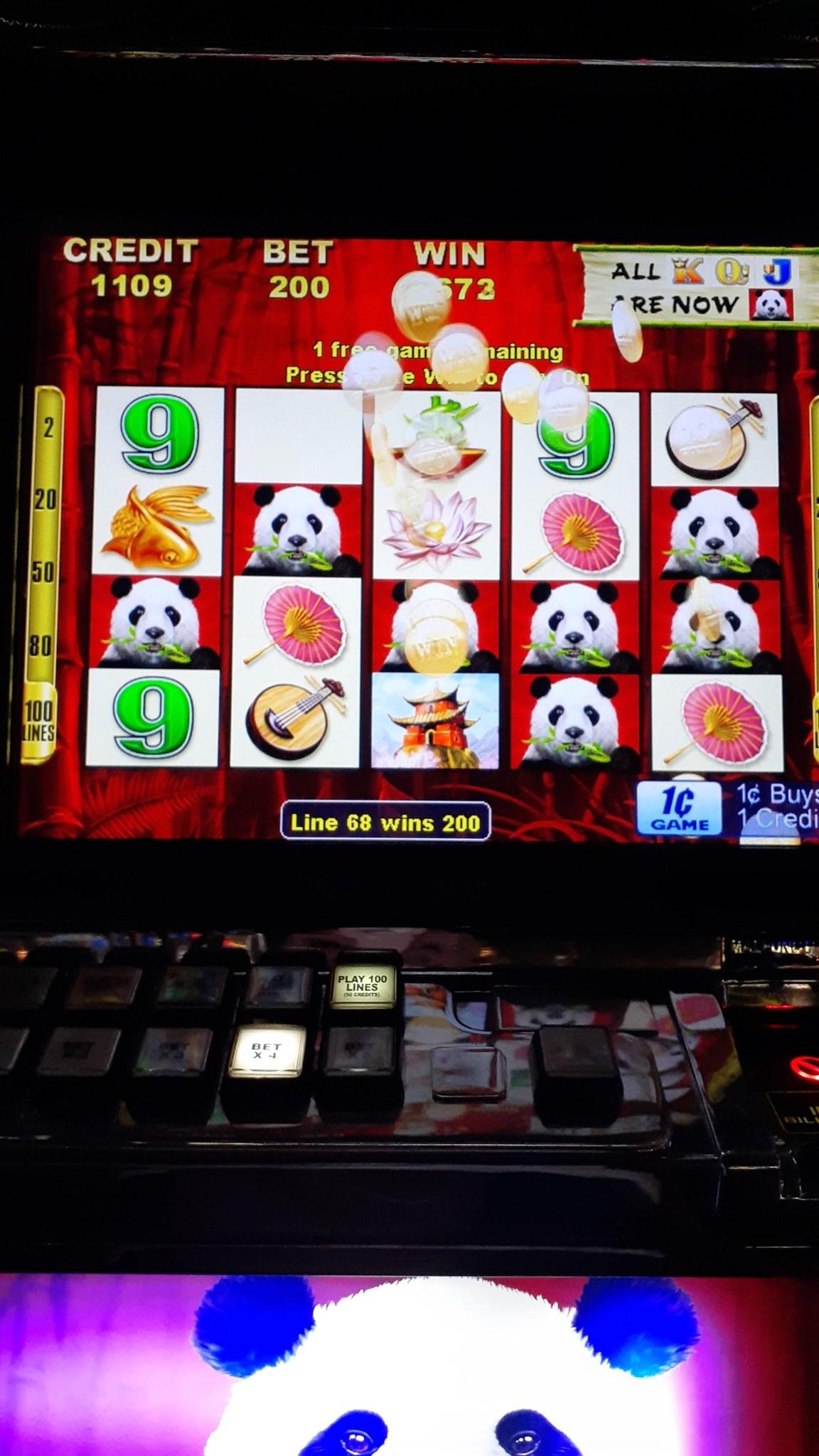 Slot Machines At Royal River Casino Hotel Casino