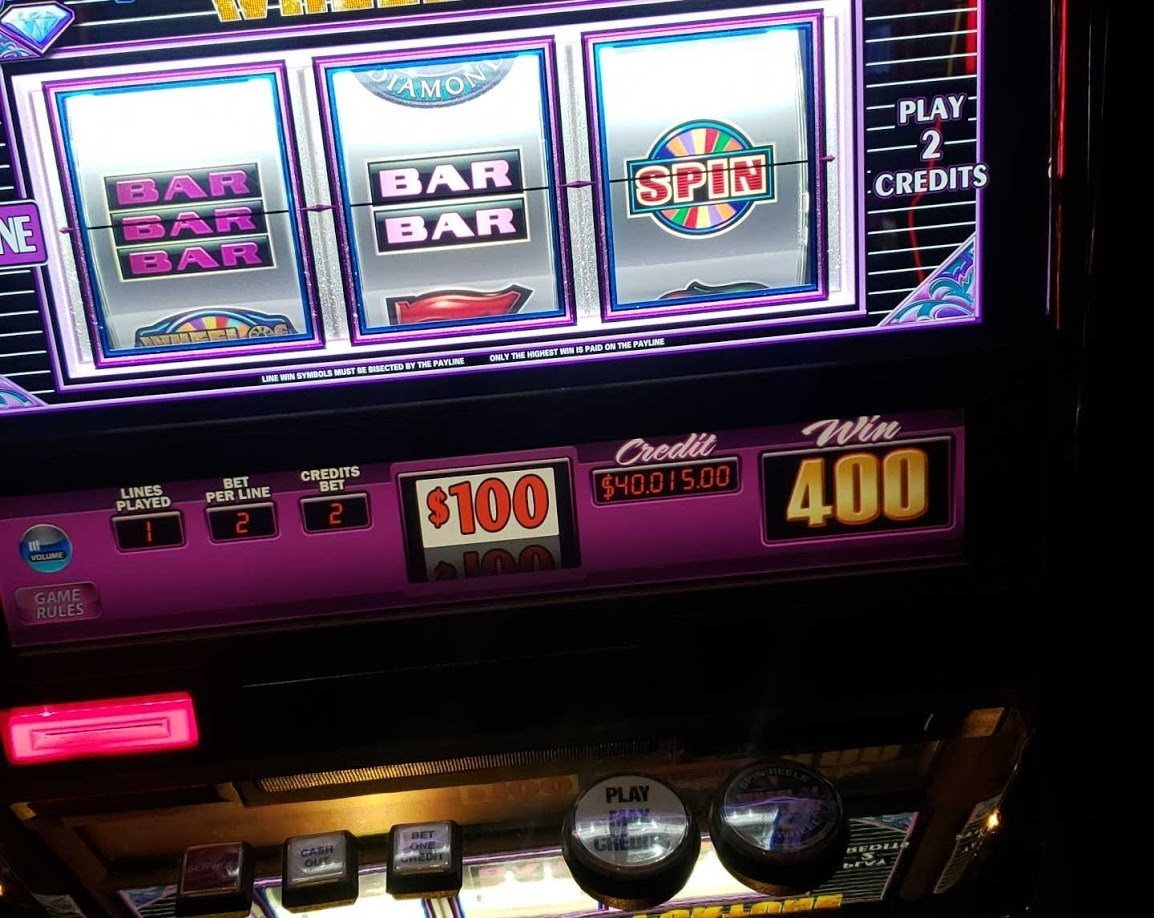 Bar With Slots Near Me