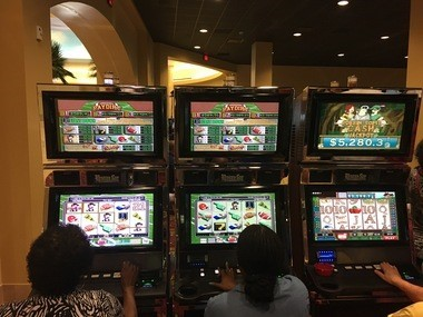 Quincys 777 Casino Reopened