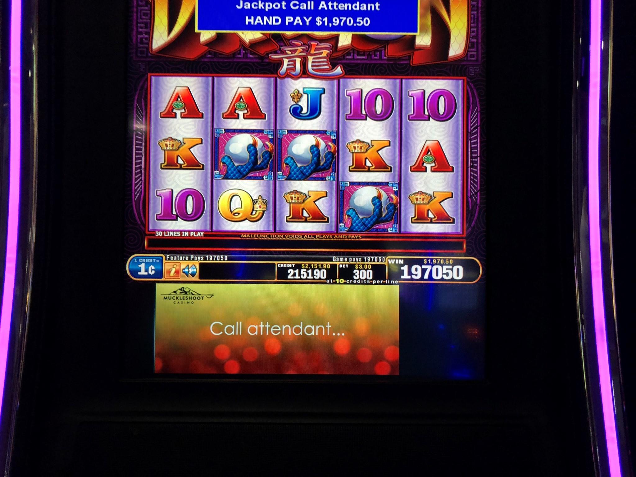 Slot Machine Near Renton Wa.