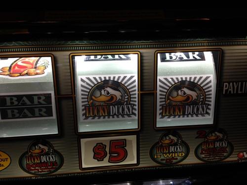 Lucky ducky slot machine jackpot