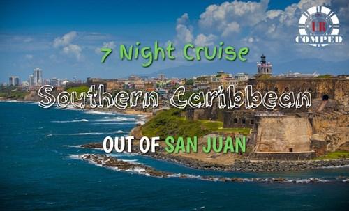 New Caribbean Sailings out of San Juan, Puerto Rico!!!