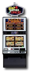 Cleopatra Multiplay slot machine