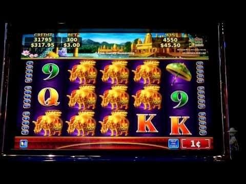 Lotus Land Slot Machine By Konami