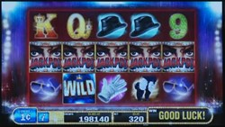 Michael Jackson-King Of Pop slot machine