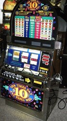 10 X Pay Multiplay slot machine