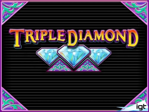 Spiele Triple Diamond 5 - Video Slots Online
