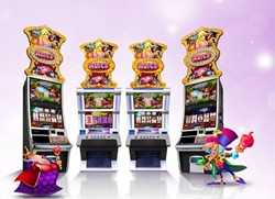 Alice And The Enchanted Mirror slot machine