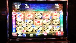 China Mystery slot machine