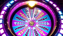Wonder 4 Jackpots slot machine