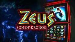 Zeus: Son of Kronos slot machine