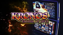 Kronos: Father of Zeus slot machine