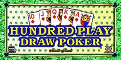 Hundred Play Draw Poker slot machine