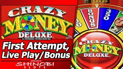 Crazy Money Deluxe slot machine