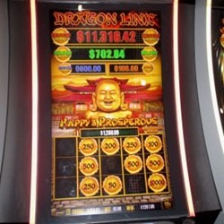 Dragon Link: Happy and Prosperous slot machine