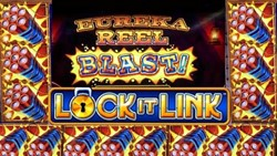 Lock it Link - Eureka Reel Blast slot machine