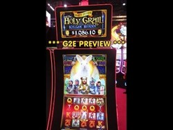 Monty Python and the Holy Grail Killer Bunny slot machine