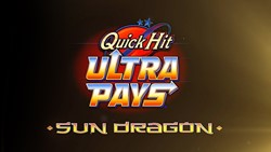 Quick Hit Ultra Pays - Sun Dragon slot machine