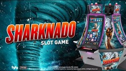 Sharknado slot machine