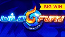Wild Fury Jackpots slot machine