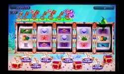 Goldfish-Mermaid Wonders slot machine